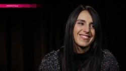 Крымскотатарская певица Джамала борется за право представлять Украину на Евровидении