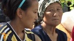 Семья погибшего егеря Руслана Кима