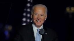جو بایدن قرار است پس از برگزاری نشست مجمع کالجهای انتخاباتی، سخنرانی کند