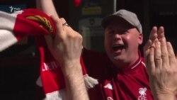 Що подобається і не подобається в Україні футбольним фанам «Реалу» та «Ліверпуля» – відео