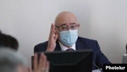 Կենտրոնական ընտրական հանձնաժողովի նախագահ Տիգրան Մուկուչյան