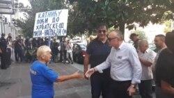 Atmosfera uoči početka 'suđenja vijeka' u Podgorici