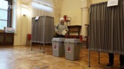 Czechs Vote In Parliamentary Elections