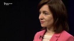 Maia Sandu: Cerem ca Igor Dodon să-și dea demisia și să avem alegeri parlamentare anticipate