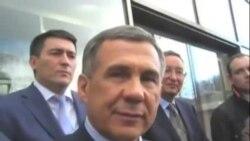 """Рөстәм Миңнеханов: """"Кырымтатарларның хәленә битараф кала алмыйбыз"""""""