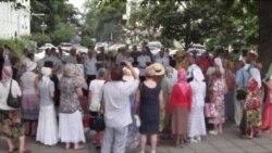 Ялтинський молебеньна честь 1030-річчя хрещення Русі (відео)