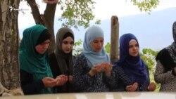 Давление на отца и «Крымскую солидарность» – правозащитники о преследовании Алиевой (видео)