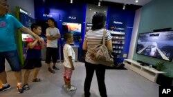 Видеоигры в Китае (иллюстративное фото)