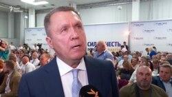 Колишній співзасновник «Партії Регіонів»про своє політичне майбутнє