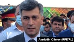Икром Субхонзода, Глава Агентства гражданской авиации Таджикистана