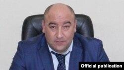 Armenia - Kajaran Mayor Manvel Paramazian.