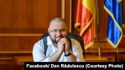 Dan Rădulescu - deputat USR