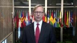 گفتوگو اختصاصی با برایان هوک، نماینده ویژه آمریکا در امور ایران