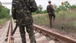 Луганская ТЭС пад кантролем украінскіх вайскоўцаў, нягледзячы на абстрэлы і дывэрсіі ВІДЭА