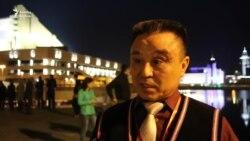 "Хакас театры җитәкчесе Виталий Канзычаков: ""Балаларга хакас телендә уйнарга тырышабыз"""