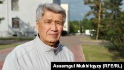 Серикбай Алибаев.
