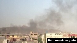 ارشیف، د کابل ډګر نږدې حمله