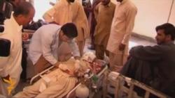 انفجار در شهر کویته پاکستان