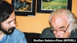 Emil Brumaru și Emilian Galaicu-Păun