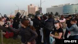 23-юми сентябр, Минск