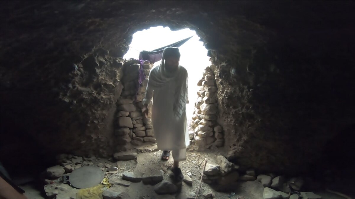 'Here At Least We Can Live In Peace': Pakistani Cave Dwellers Flee War And Poverty