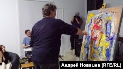 Художник Алексей Мартынов
