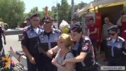 Երևանում, Գյումրիում, Վանաձորում քաղաքացիների են բերման ենթարկվել
