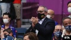 Андрей Кузманов на Олимпиадата в Токио