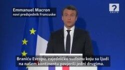 Macron: Braniću evropsku sudbinu
