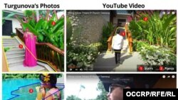 OCCRP Матраимовдун жубайы менен блогердин видеосун талдаган. Таиланд. Пхукет. Трисара курортундагы вилланын көрүнүшү.