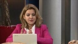 În dialog cu Rafal Trzaskowski la Parlamentul European