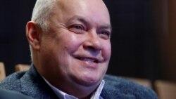 Реакция Соловьёва, Киселёва и Шейнина на выступление Галкина