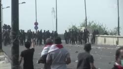 ادامه اعتراضات در عراق