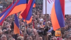 Оппозиция в Армении требует отставки президента и правительства