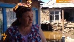 В Атырау устраняют последствия потопа после ливней