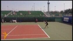 Казанның теннис сараенда кызлар ярышы тәмамланды