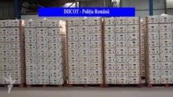 503 kilograme de cocaină descoperite din greșeală