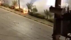 تظاهرات معترضان در خرمشهر به خشونت کشیده شد