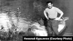 Юрий Мочанов. 1960-е гг.