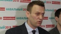 Навальный выступил на открытии штаба в Челябинске