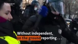 RFE/RL, Russia, And Reality -- Protests