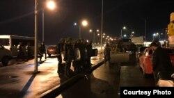 Спецоперация на Крымском мосту