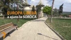 """Caravana """"Aici este Europa Liberă"""" din nou la Soroca"""