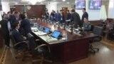 Министры о ситуации в Арыси