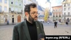 Член Комиссии государственных наград и геральдики при президенте Украины Андрей Гречило