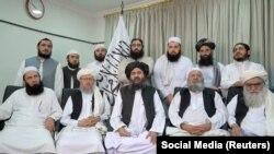اعضای رهبری گروه طالبان