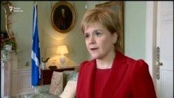 Первый министр Шотландии считает досрочные выборы просчетом
