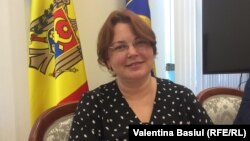 Angela Motuzoc, președinta Consiliului Superior al Procurorilor