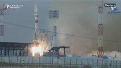 Russia Launches Rocket, Loses Satellite