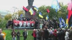 На Покрову комуністи і бандерівці розминулися